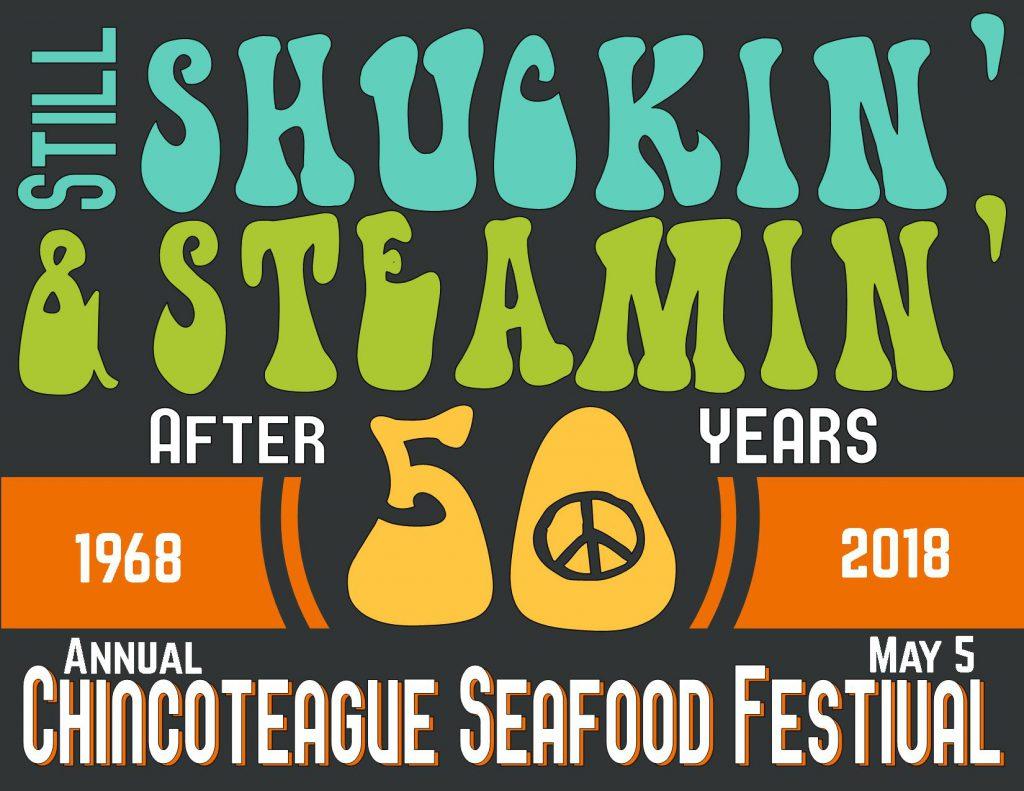 2018 Chincoteague Seafood Festival