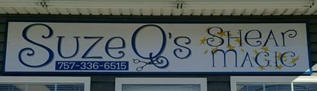 Suze Q's Shear Magic