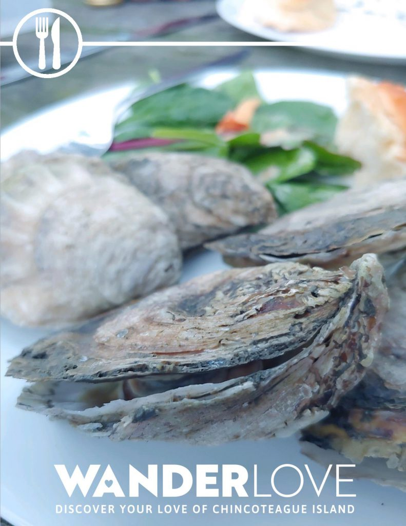 Chincoteague is for Oyster Lovers