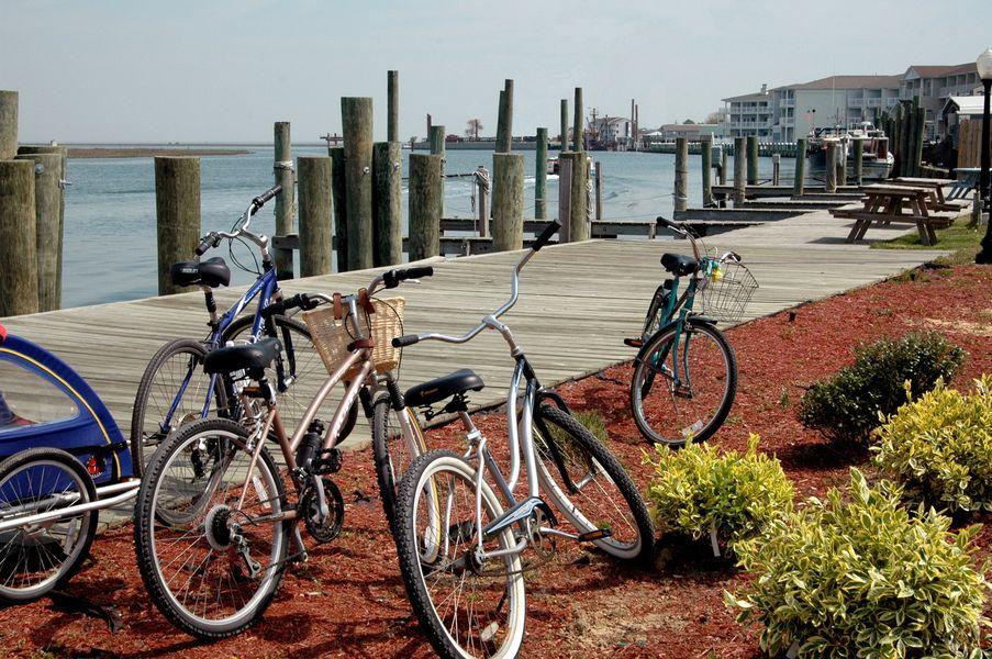 John H. Tarr Bay to Beach Bicycle Trail