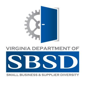 Virginia Department of Small Business & Supplier Diversity